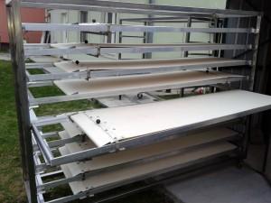 aluminijumski potezni aparati sa hromovim kolicima (2)